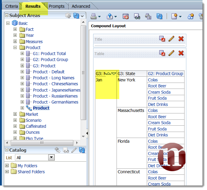 An Essbase OBIEE integration walk through with tips and tricks - Finale (6/6)