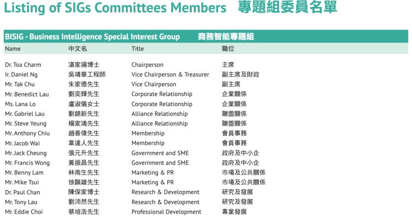 HKCS_BISIG_Committee_Members
