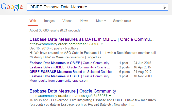 OBIEE_Essbase_Date_Google_Results
