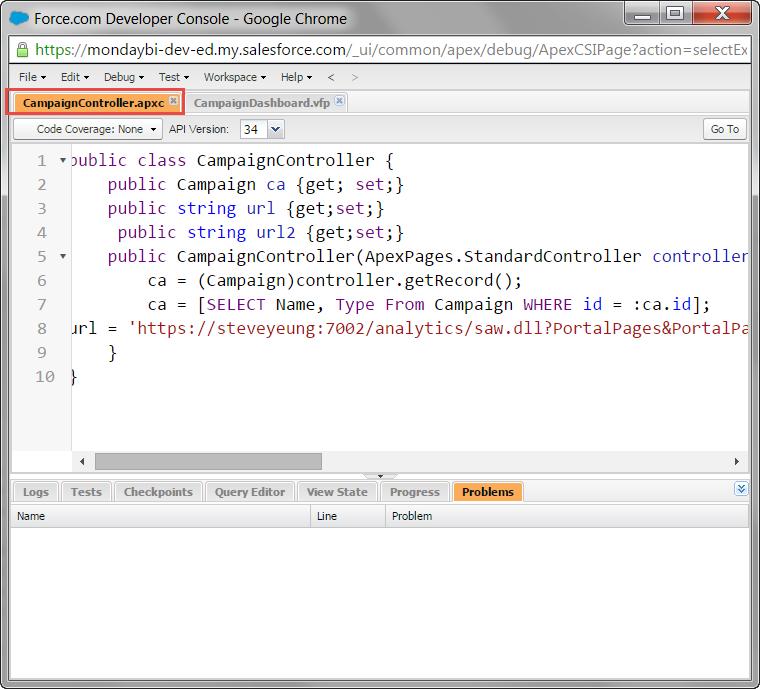 DeveloperConsole2