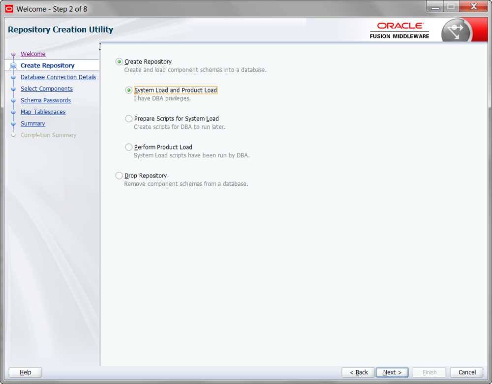 Installing OBIEE 12c  (12.2.1.0.0) on Windows 7 (4/6)