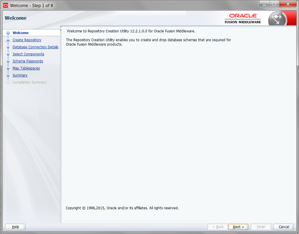 Installing OBIEE 12c  (12.2.1.0.0) on Windows 7 (3/6)